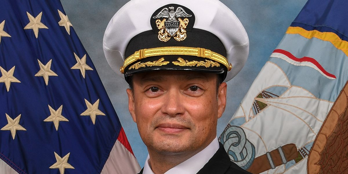 Lubbock Native Retires From U.S. Navy After 29 Years of Honorable Service