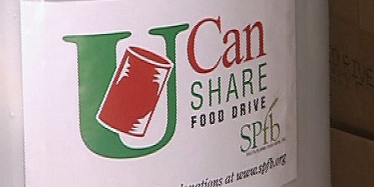 U Can Share Food Drive needs your help for 2014