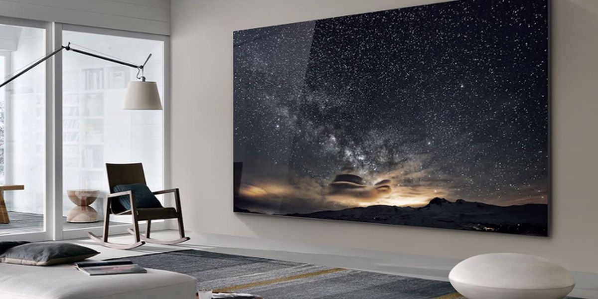 Samsung launches a massive 219-inch