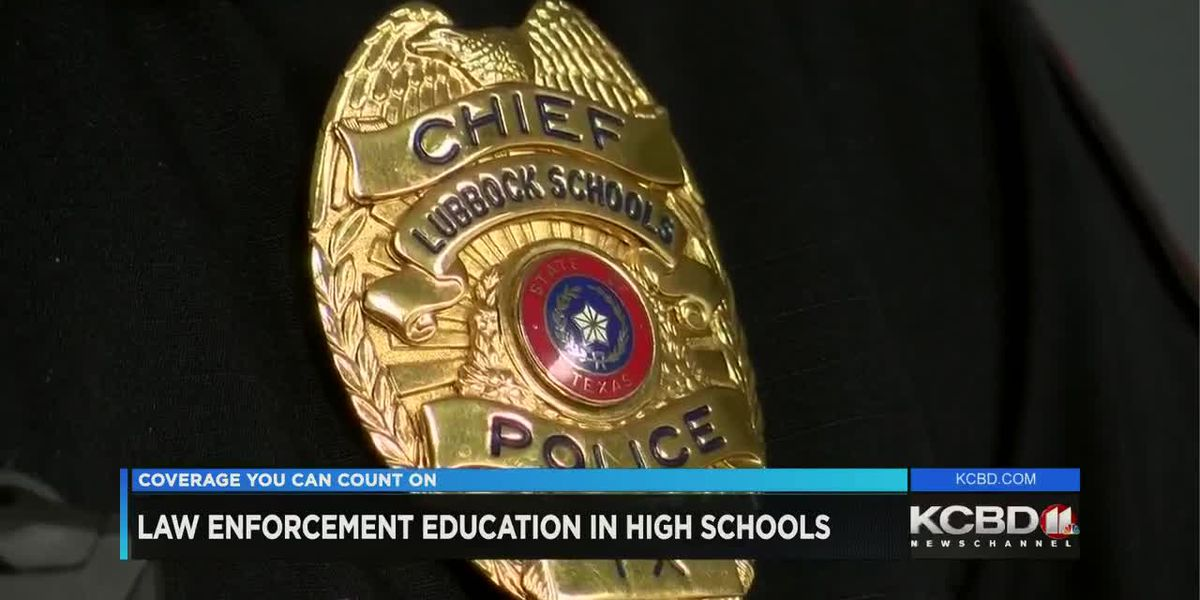 Districts preparing for Law Enforcement education for high schoolers