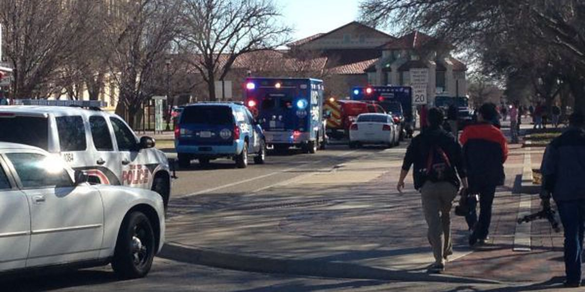 Four taken to hospital after 'minor explosion' at Texas Tech Chemistry lab