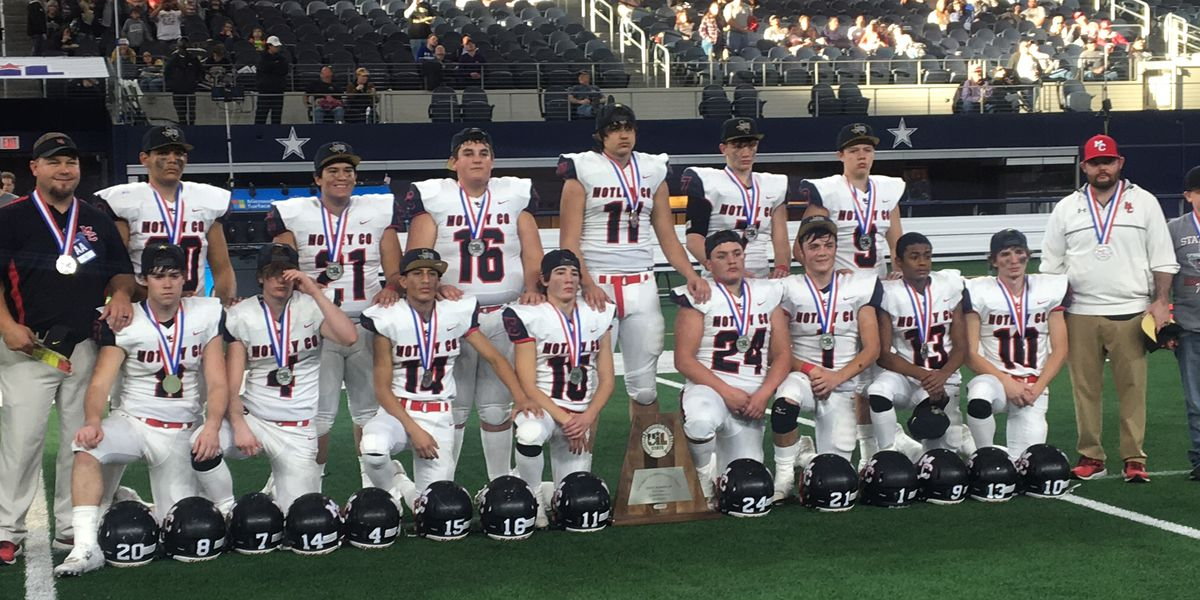 Motley County falls in 1AD2 State Championship