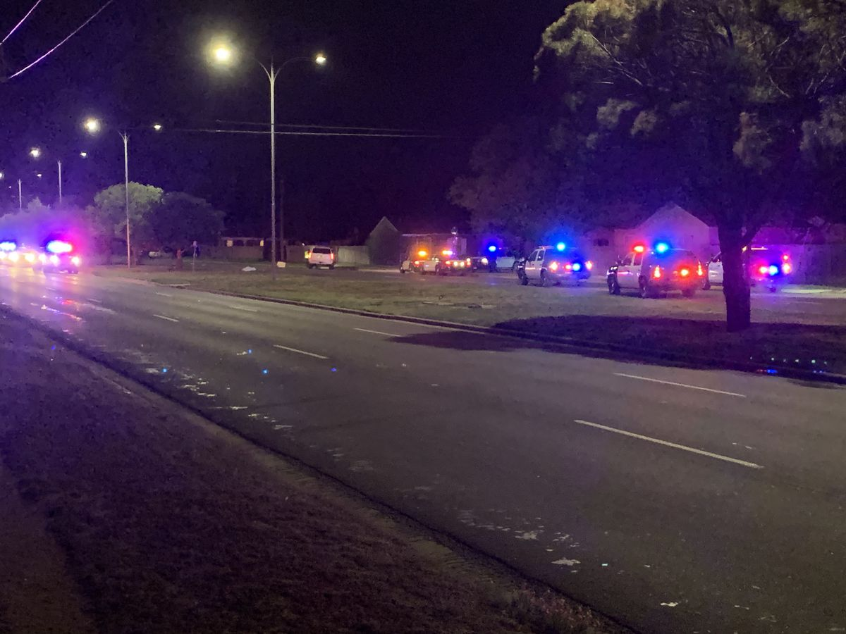 Pedestrian killed, struck by vehicle in hit run, 30th University
