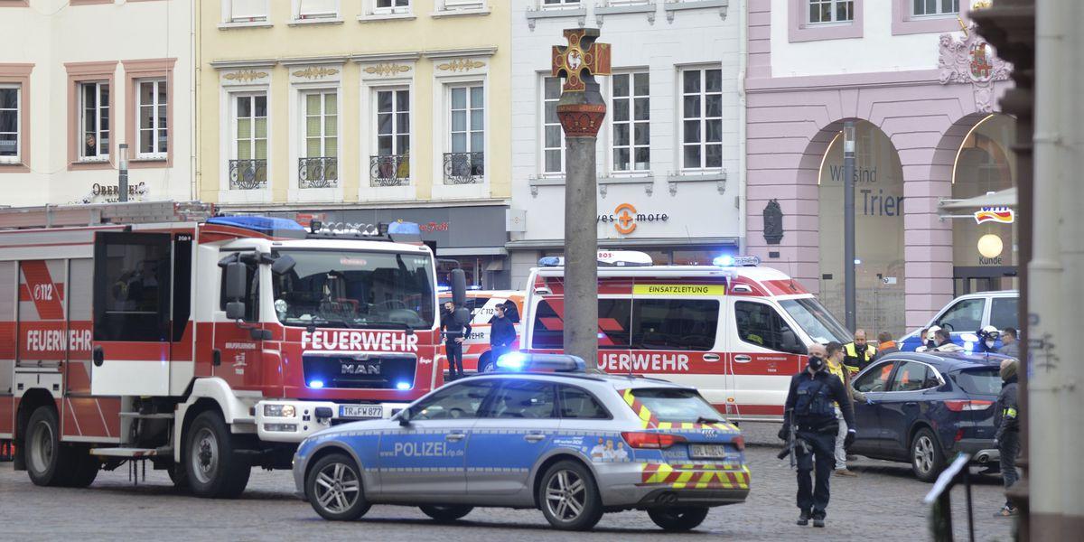 4 killed, 15 injured after German man drives car into crowd