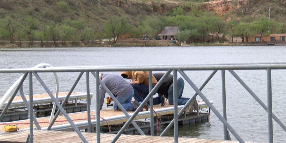 Buffalo Springs Lake aims to make ADA, family-friendly improvements