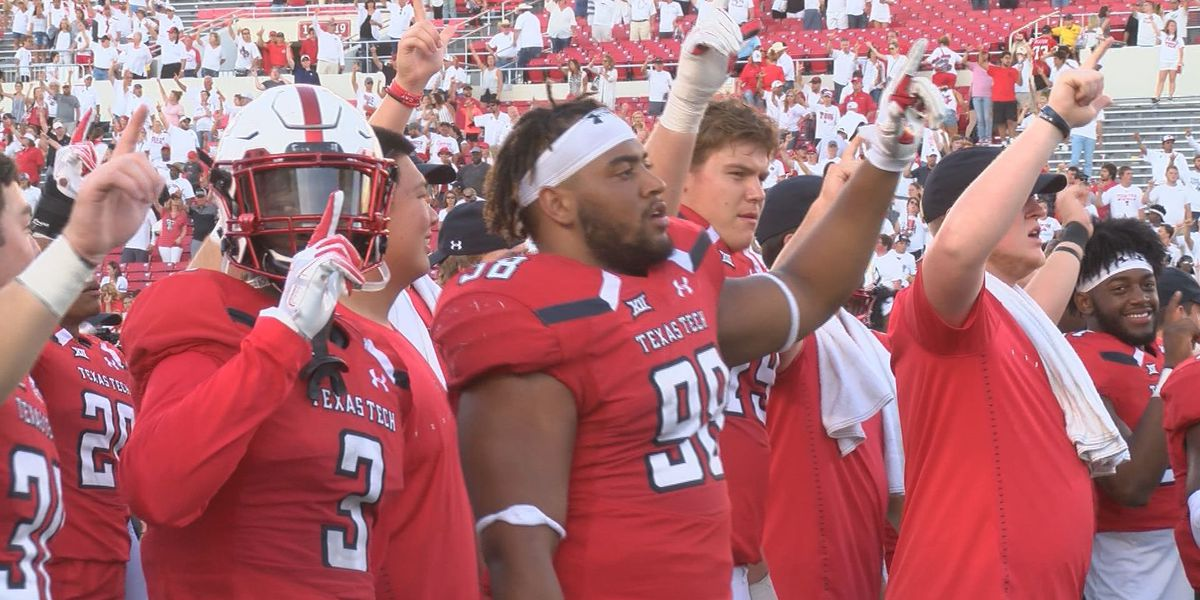 Conditioning has been key for Red Raiders in the second half