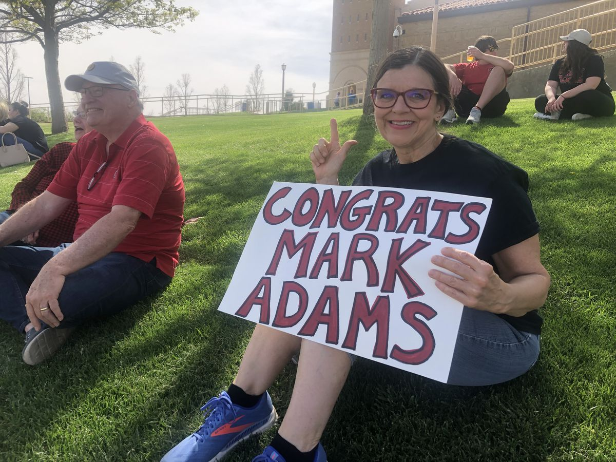 'The people's first choice:' Red Raider fans excited for Mark Adams' hiring