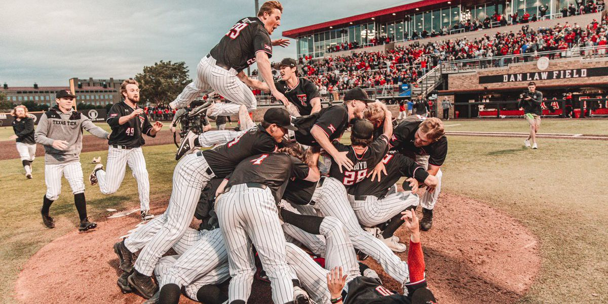 Red Raiders headed to College World Series after 8-6 win over Oklahoma State