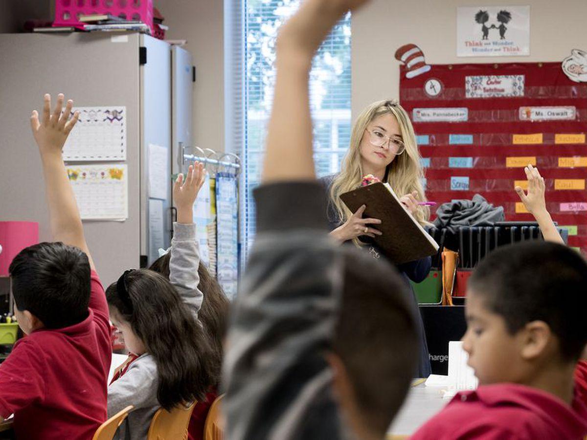 Teacher raises and all-day pre-K: Here's what's in the Texas Legislature's landmark school finance bill