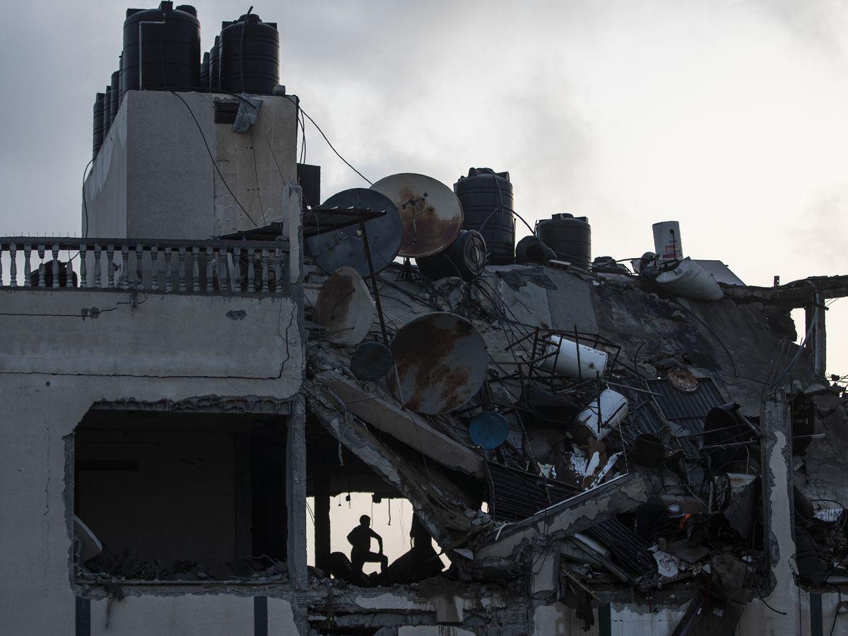 Netanyahu warns Hamas, says Gaza operation 'will take time'