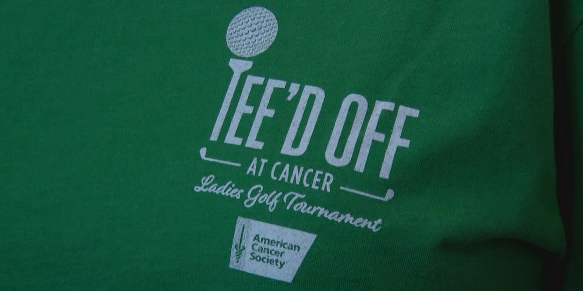 Lubbock area women golf in 'Tee'd Off at Cancer' tournament