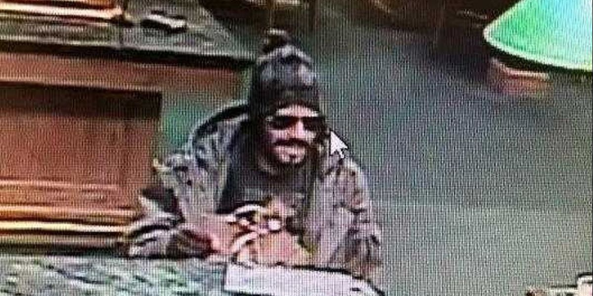 Fingerprint, Crime Line tip led officials to Happy State Bank robbery suspect