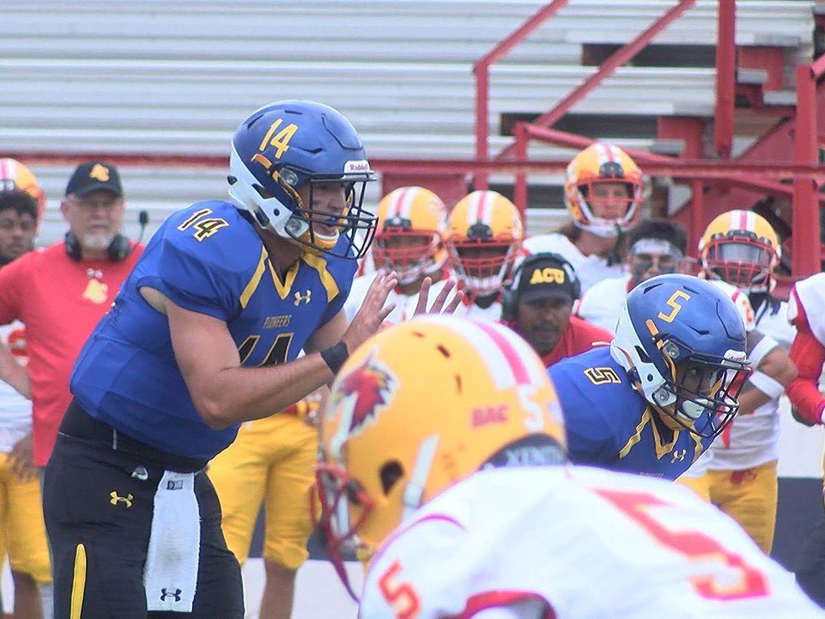 Wayland Baptist Football falls in SAC opener