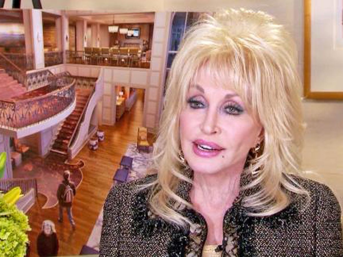 Proposed legislation would make 'Amazing Grace' sung by Dolly Parton official Tennessee state hymn