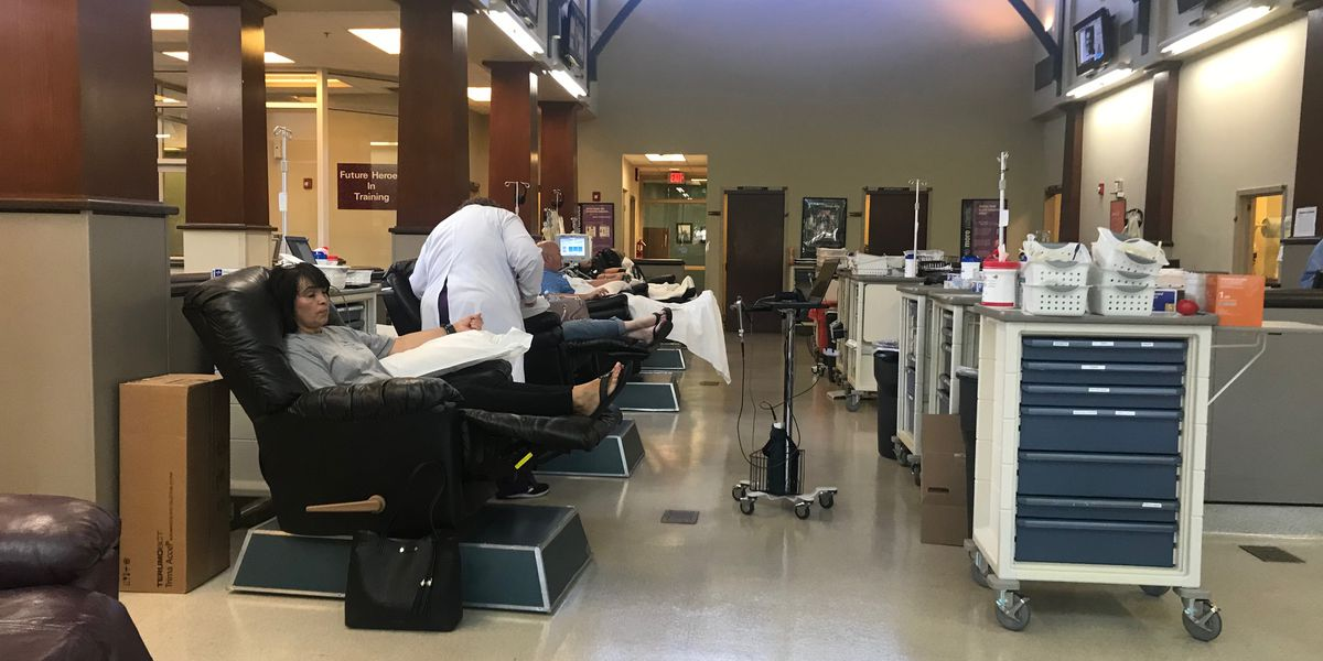 Lubbock Vitalant collects blood donations on Sunday to help El Paso shooting victims