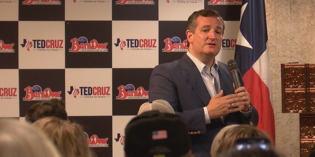 Package forces brief evacuation of Ted Cruz's headquarters