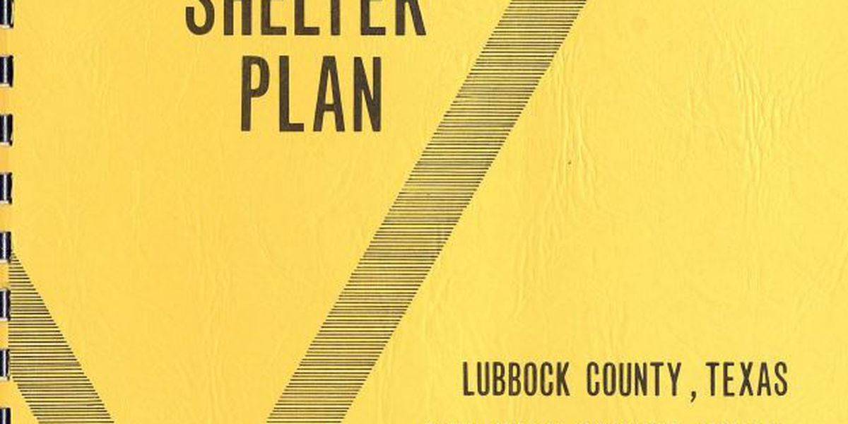 Exploring the Cold War shelters meant to protect Lubbock County from nuclear war