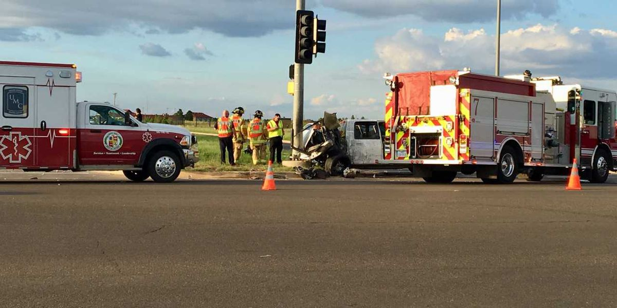 Woman dies six days after crash, case presented to Lubbock County D.A.