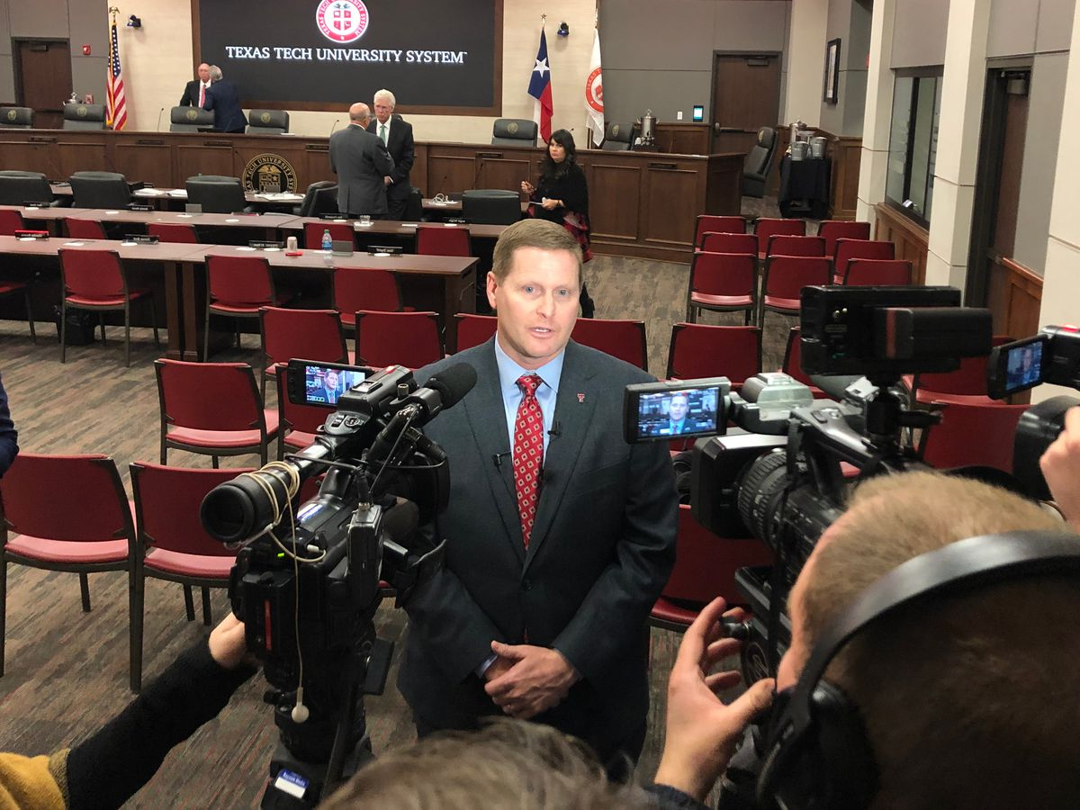 TTU approves sale of alcohol at games, slashing concession prices