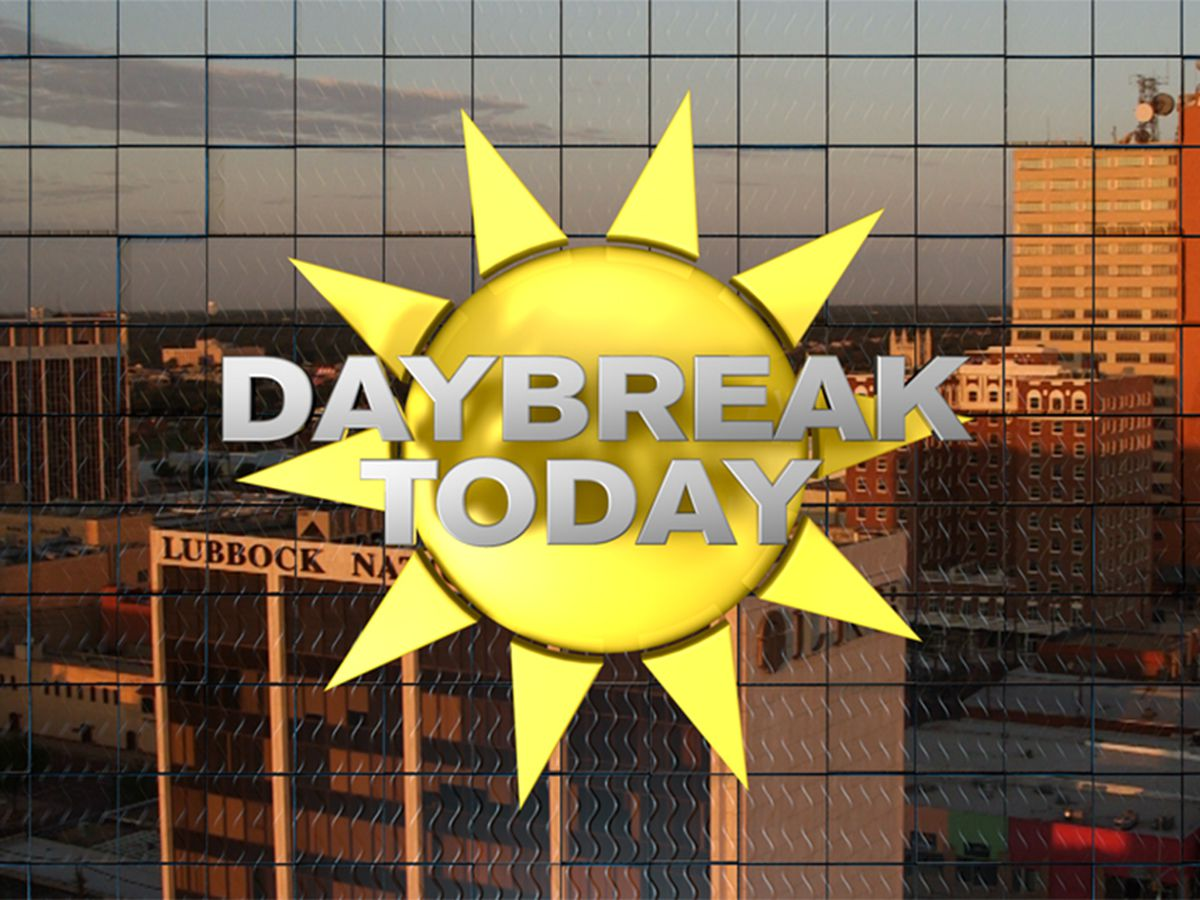 Daybreak Today Friday Morning Brief