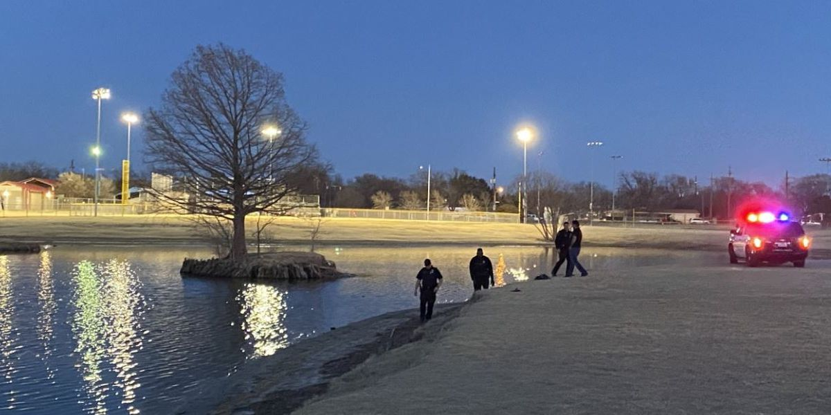 Woman pulled alive from lake at Maxey Park