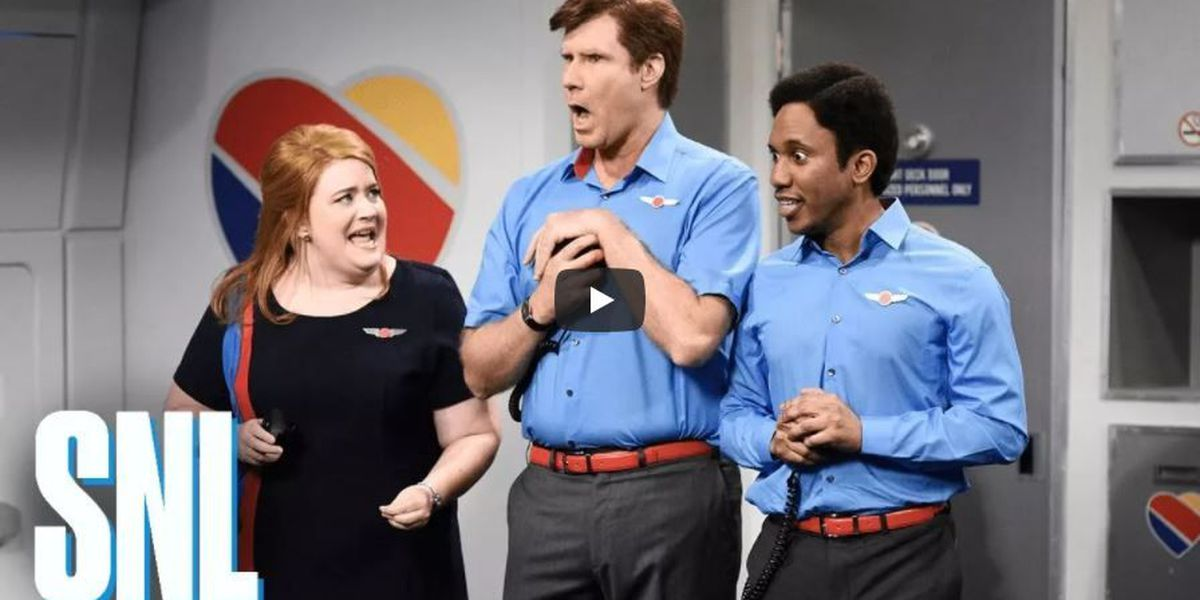VIDEO: SNL mentions Lubbock in Southwest Airlines skit