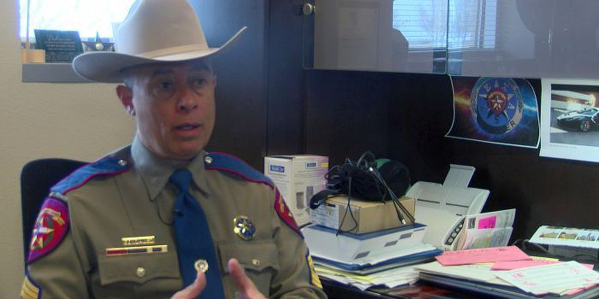 DPS Sgt. John Gonzalez to retire after more than 30 years of service