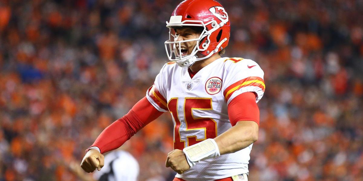 Mahomes receives NFL MVP, Offensive Player of the Year award
