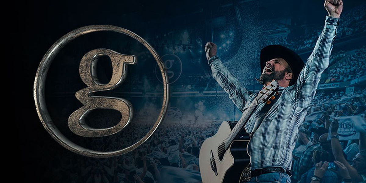 Garth Brooks announces 7-city 'Dive Bar' tour