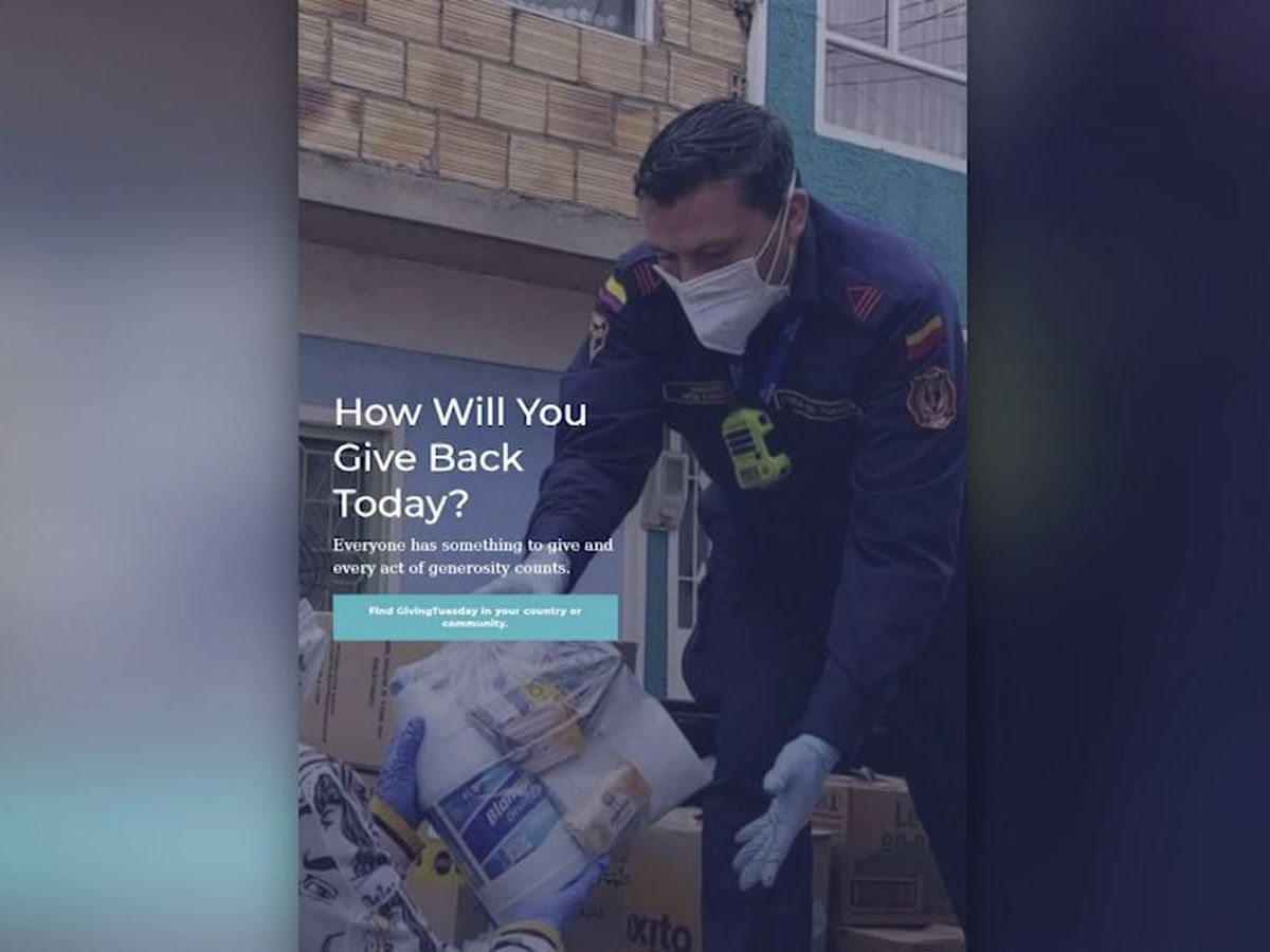It's Giving Tuesday: How will you give back?