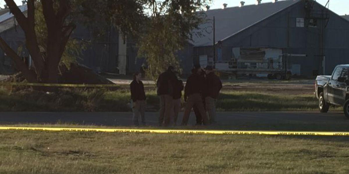 Lubbock police investigating body found