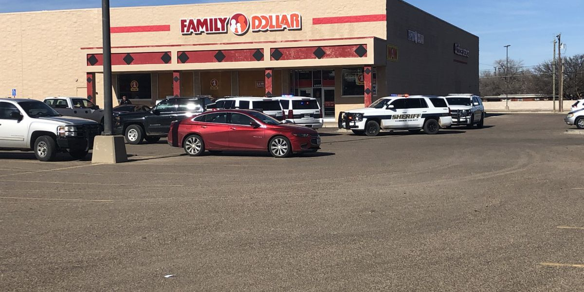 Stolen vehicle out of Lubbock County leads to arrest at Family Dollar