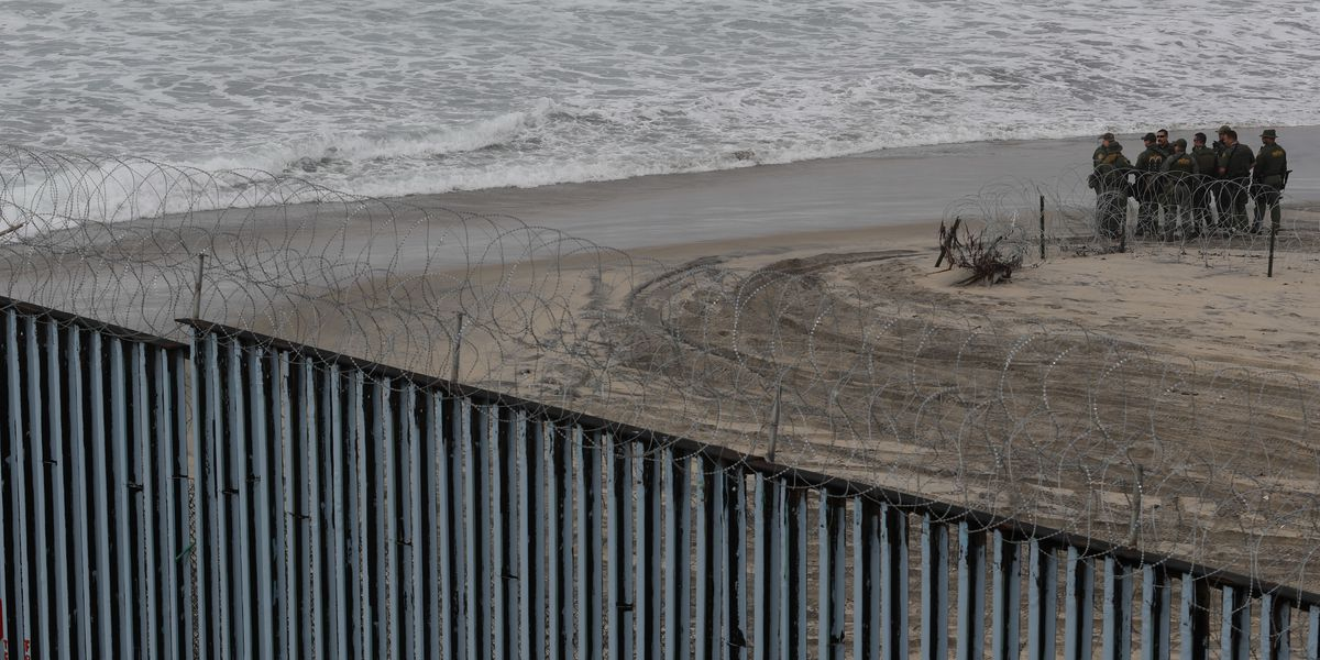 Girl, 7, died in Customs and Border Protection custody last week, report says