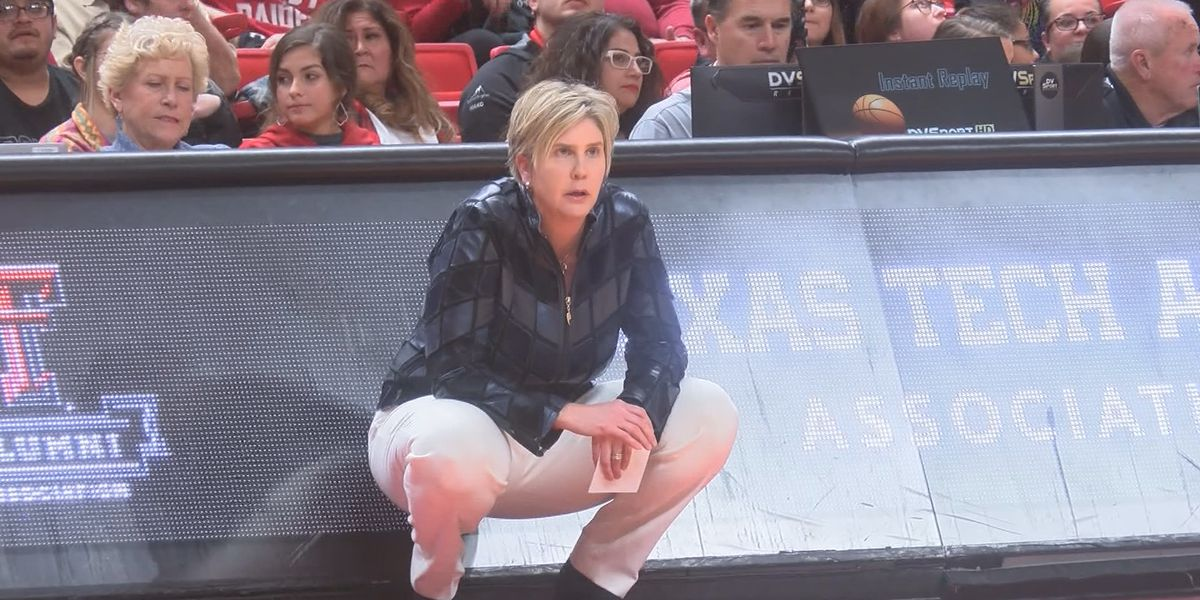 FULL VIDEO: One on one with Lady Raiders Coach Marlene Stollings