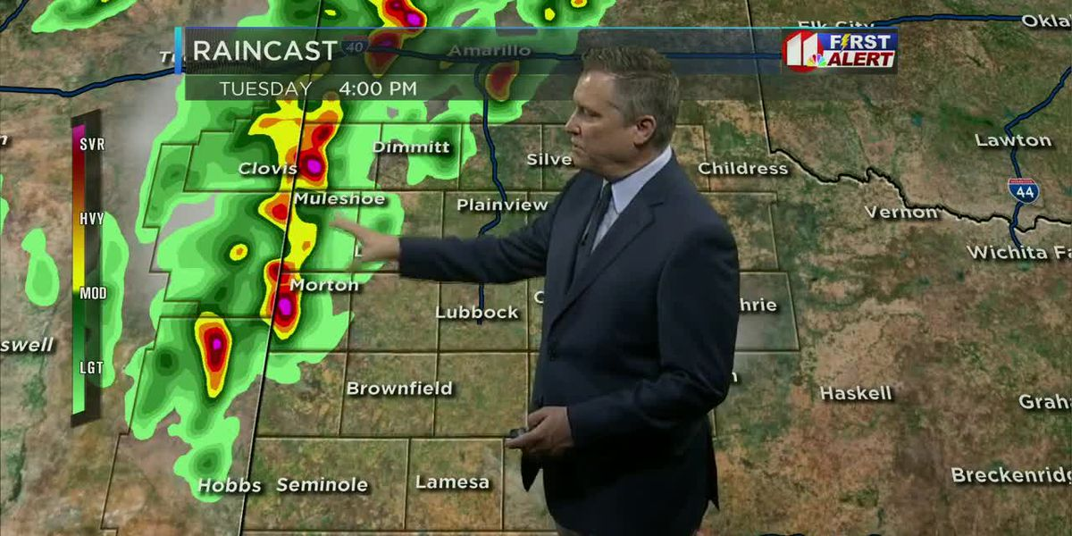 Threat for heavy rainfall and flooding continues