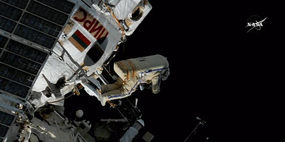 Spaceflight activates herpes virus in astronauts, study finds
