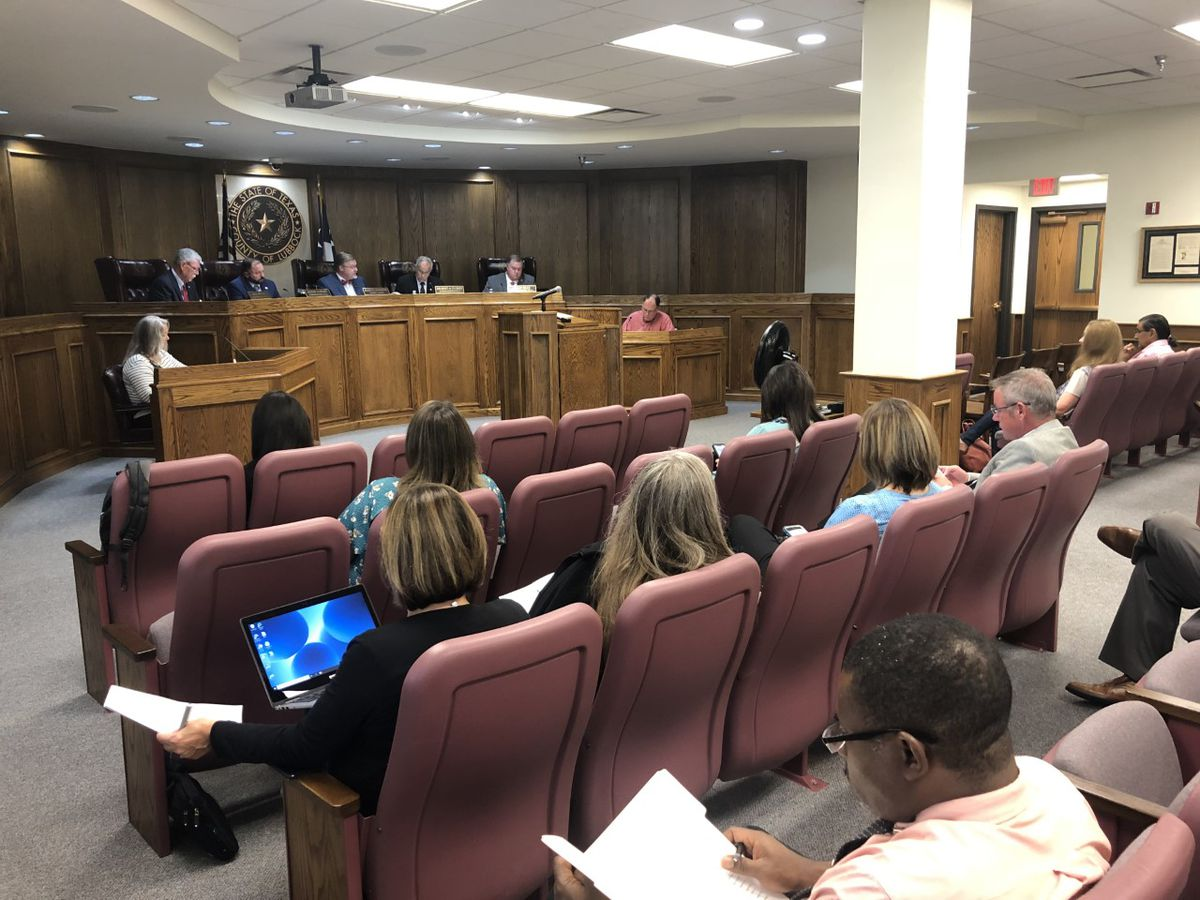County commissioners pass tax rate, use of Tarrant County Medical Examiner
