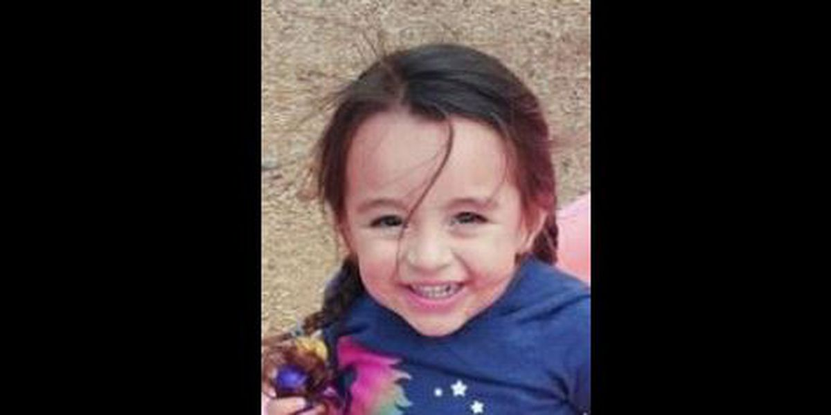 AMBER ALERT: 2-year-old from San Antonio found safe