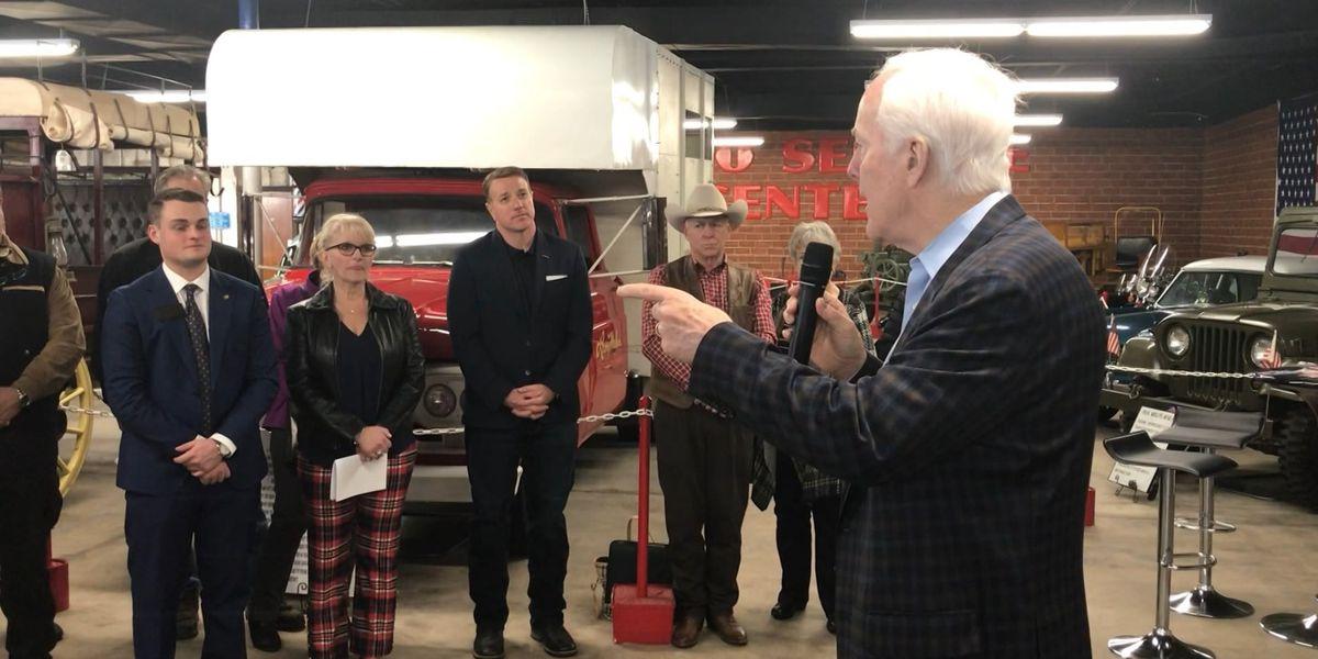 Lubbock's South Plains Economic Development District receives $400K grant for coronavirus response