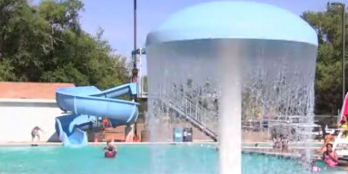 Yoakum County pool in Plains gives community a safe place in the summer