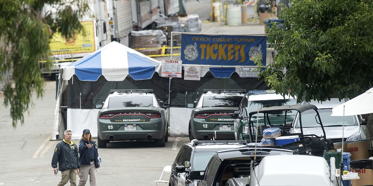 Police discover additional garlic festival shooting victim
