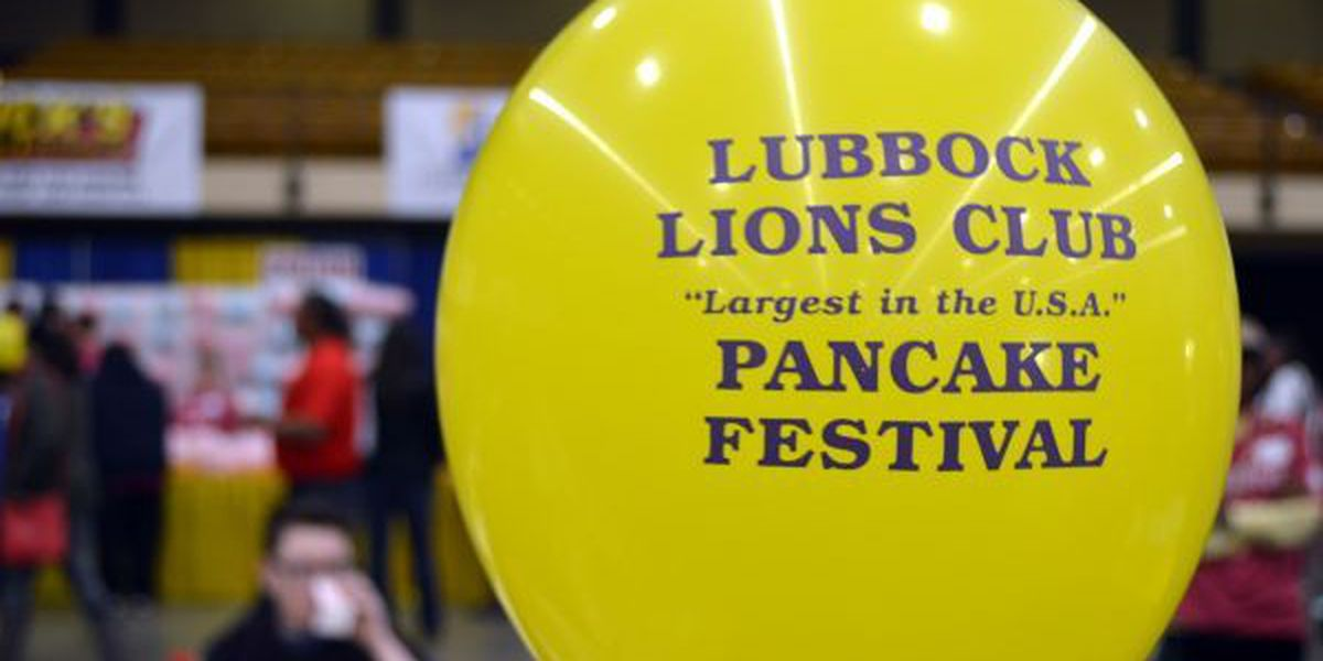 Tickets available for 2018 Lions Club Pancake Festival
