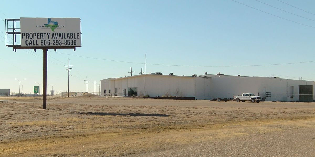 City, county working to bring jobs to Plainview with new business park