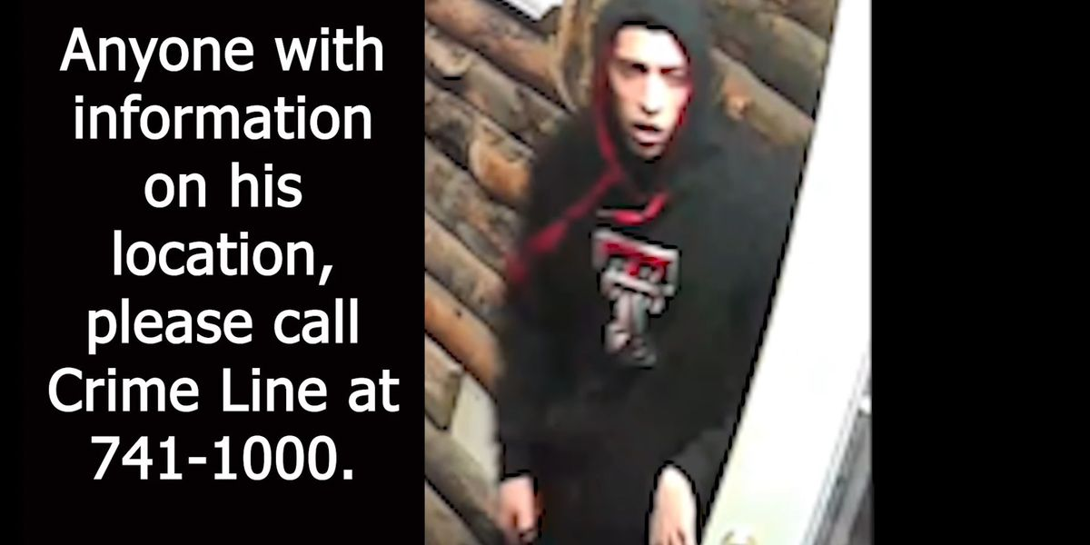WANTED WEDNESDAY: Lubbock police searching for suspects in 5 incidents