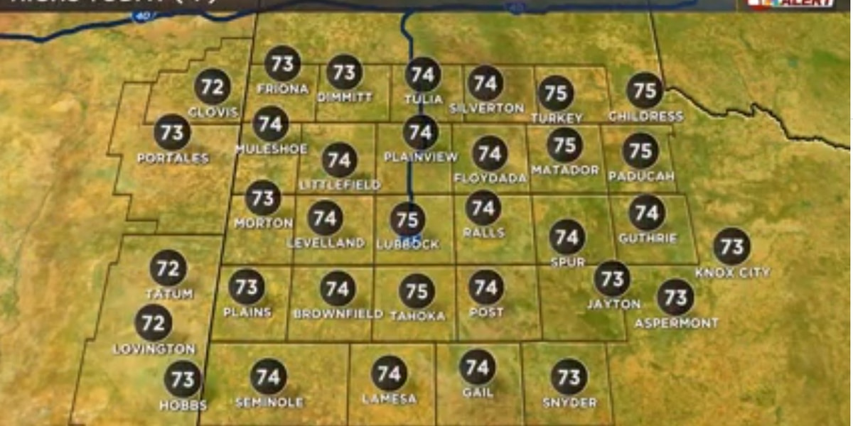 Pleasant weather Thursday afternoon