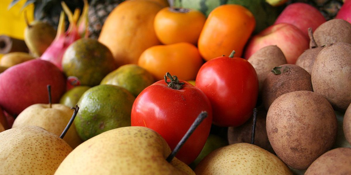 Free produce available Wednesday afternoon