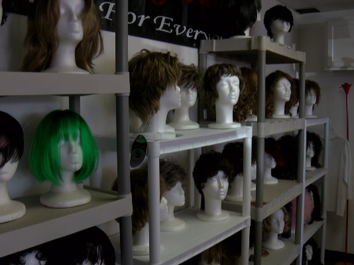 Plainview non-profit gives free wigs to people with cancer