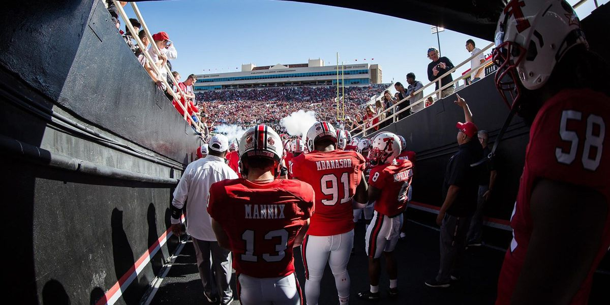 Texas Tech releases details on football game attendance, 25 percent capacity