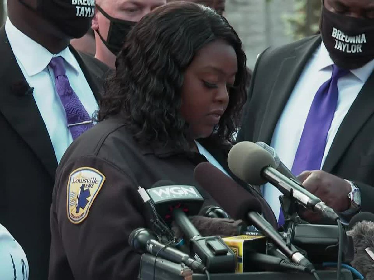 Family demands release of evidence in Breonna Taylor's case