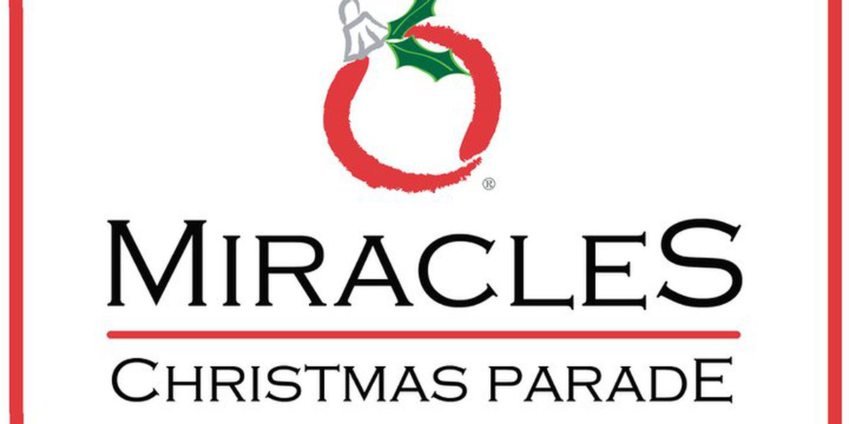 Miracles Christmas Parade cancelled